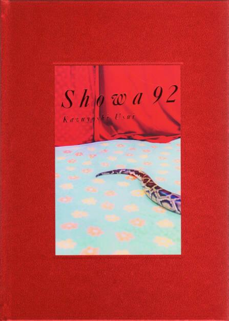 Kazuyoshi Usui - Showa 92 / 昭和92年, Zen Foto Gallery 2015, Cover - http://josefchladek.com/book/kazuyoshi_usui_-_showa_92, © (c) josefchladek.com (21.02.2016)