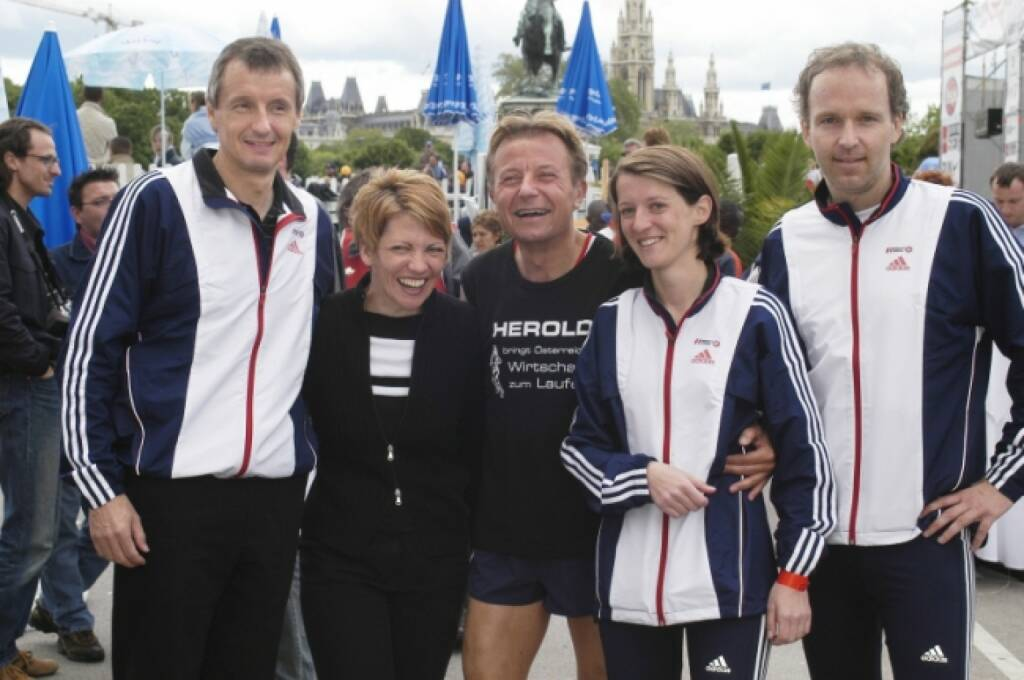 Vintage 2004: Martin Bartenstein, Margit Kaluza-Baumruker, Karl Schweitzer, Karin Artner, Christian Drastil (22.02.2016)