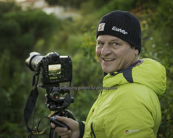 Werner Elmer : Der Tiroler Werner Elmer schaffte es als einziger österreichischer Vertreter auf die begehrte Shortlist der Sony World Photography Awards : Fotocredit: Andreas Wegscheider