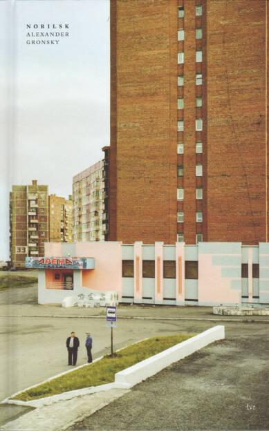 Alexander Gronsky - Norilsk, The Velvet Cell 2015, Cover - http://josefchladek.com/book/alexander_gronsky_-_norilsk, © (c) josefchladek.com (23.02.2016)