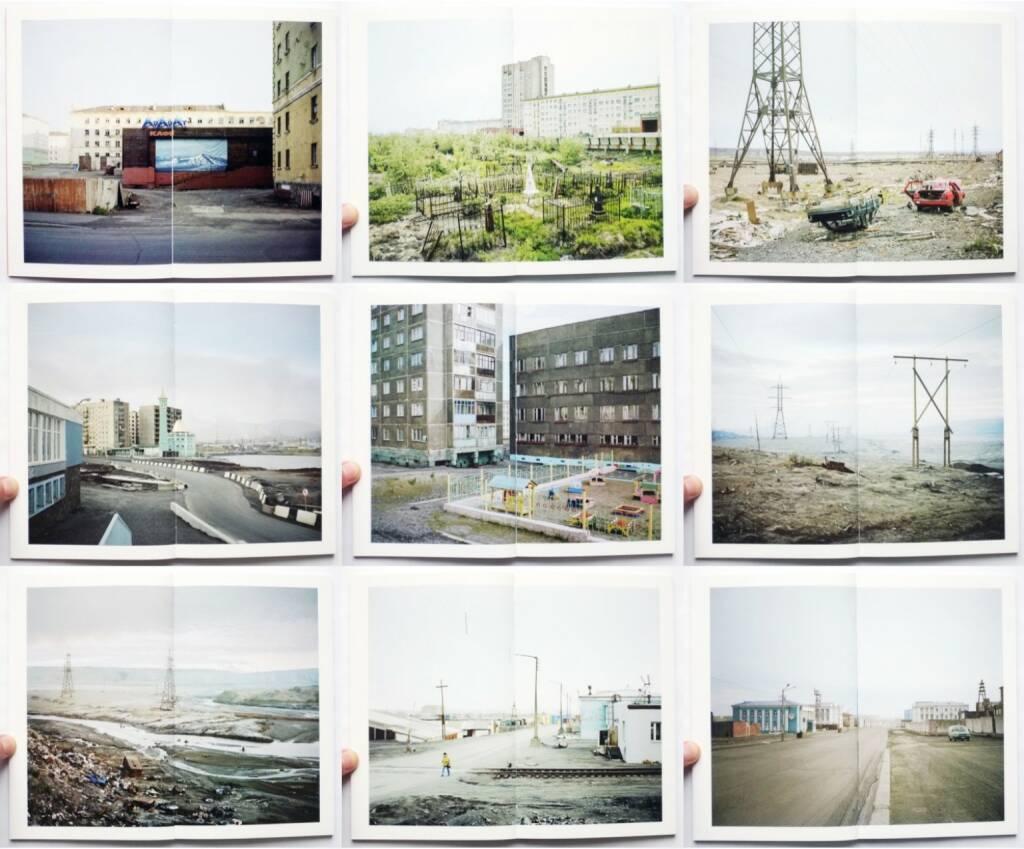 Alexander Gronsky - Norilsk, The Velvet Cell 2015, Beispielseiten, sample spreads - http://josefchladek.com/book/alexander_gronsky_-_norilsk, © (c) josefchladek.com (23.02.2016)
