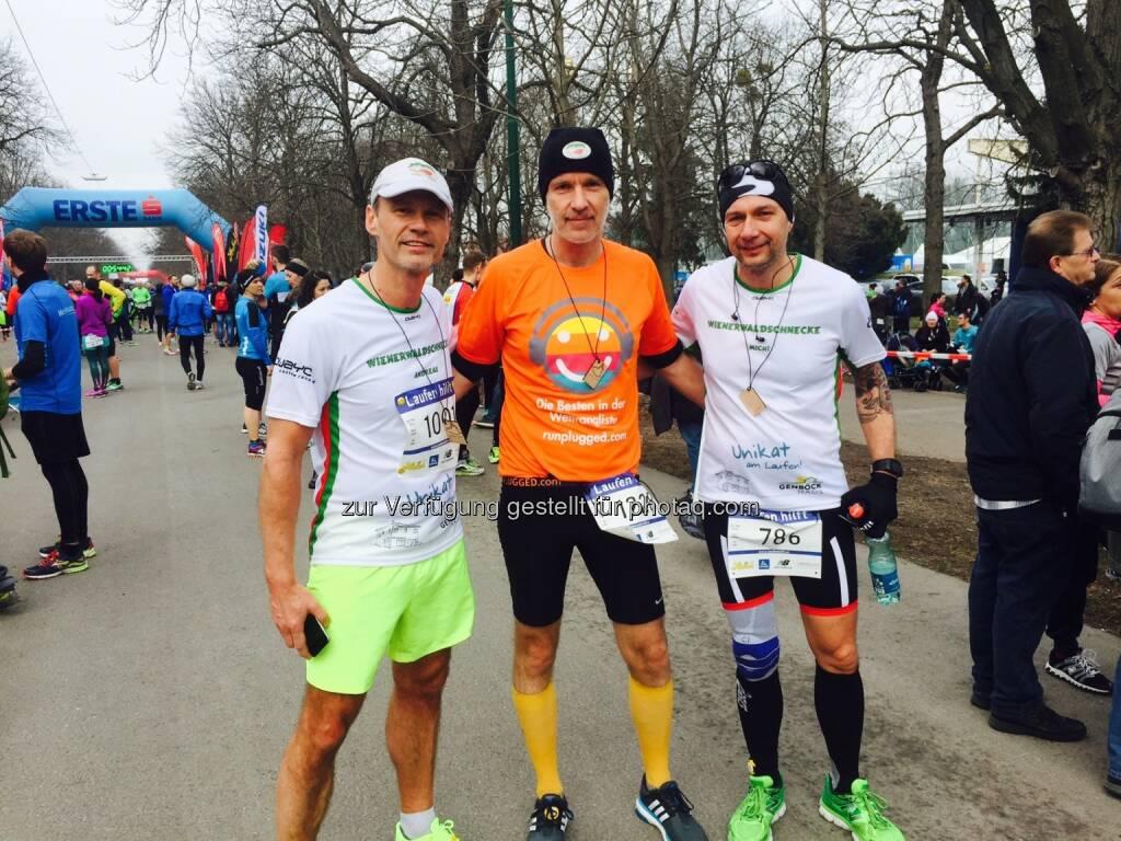 Wienerwaldschnecken Andreas Schweighofer, Christian Drastil, Michael Drechsler (28.02.2016)
