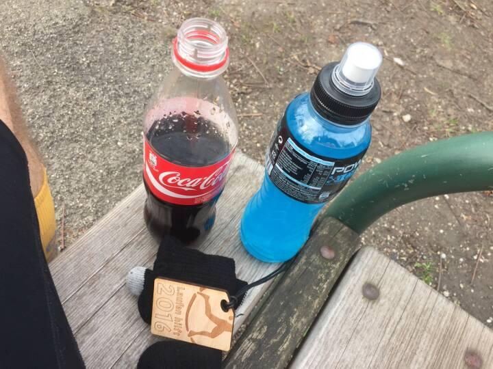Lässt man dem Herren die Wahl, greift er zum Cola