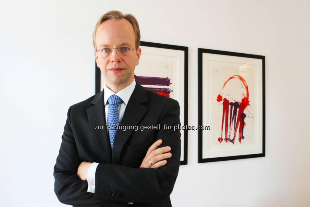 Jakob Matuschka-Gablenz ist im Bankhaus Spängler zum stellvertretenden Regionalleiter Wien bestellt worden (C) Bankhaus Spängler, © Aussender (29.02.2016)