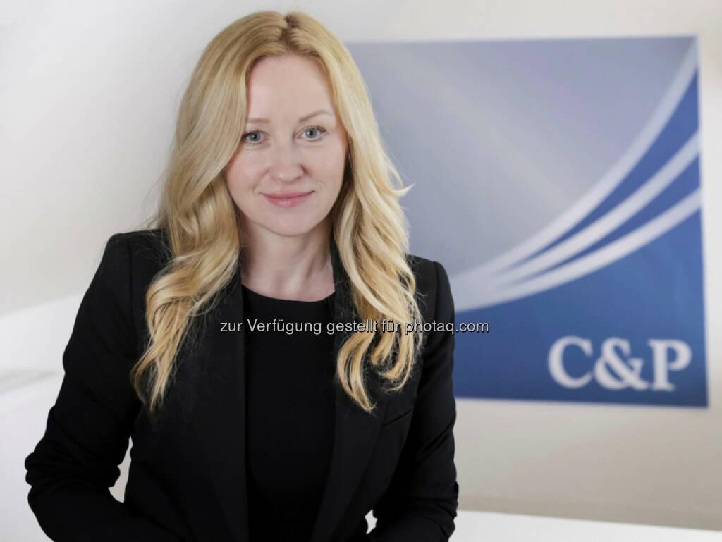 Dagmar Wagner ist die neue Marketingleiterin der C&P Immobilien AG (C) C&P, © Aussender (29.02.2016)