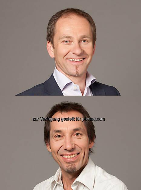 Lothar Wenzl (geschäftsführender Gesellschafter Trainconsulting), Oliver Schrader (Consultant bei Trainconsulting) : Die Spielregeln der Führung – Wer oder was führt hier? : Welche Dynamiken den Erfolg und die Kultur von Unternehmen wirklich steuern : Lothar Wenzl und Oliver Schrader haben deutsche und österreichische Unternehmen analysiert und sind dabei auf grundlegende Muster gestoßen, die den Erfolg von Organisationen beeinflussen : Fotocredit: TRAIN Consulting GmbH/Gapp, © Aussender (29.02.2016)