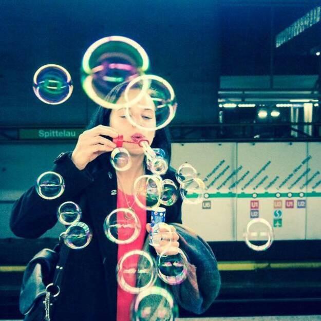 Seifenblasen Blase (01.03.2016)