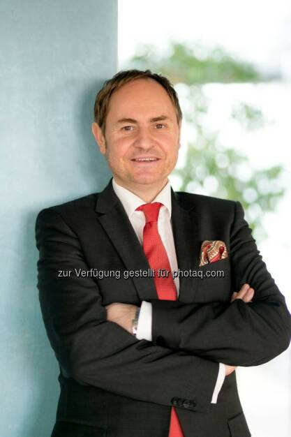 Wolfgang Haas neuer Konzernpressesprecher der Vienna Insurance Group : Fotocredit: Thomas Pitterle, © Aussender (01.03.2016)