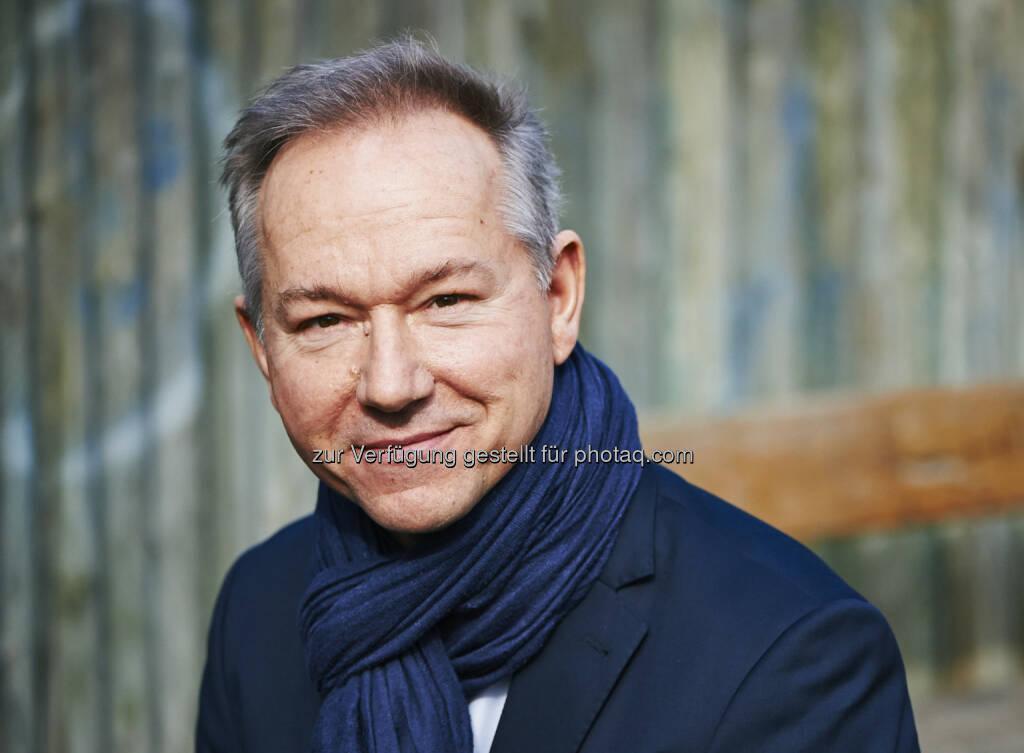 Peter Zimmerl : Projekt Bank für Gemeinwohl - Neuer Vorstand Peter Zimmerl gewählt : Fotocredit: Bfg/Pawloff, © Aussender (01.03.2016)