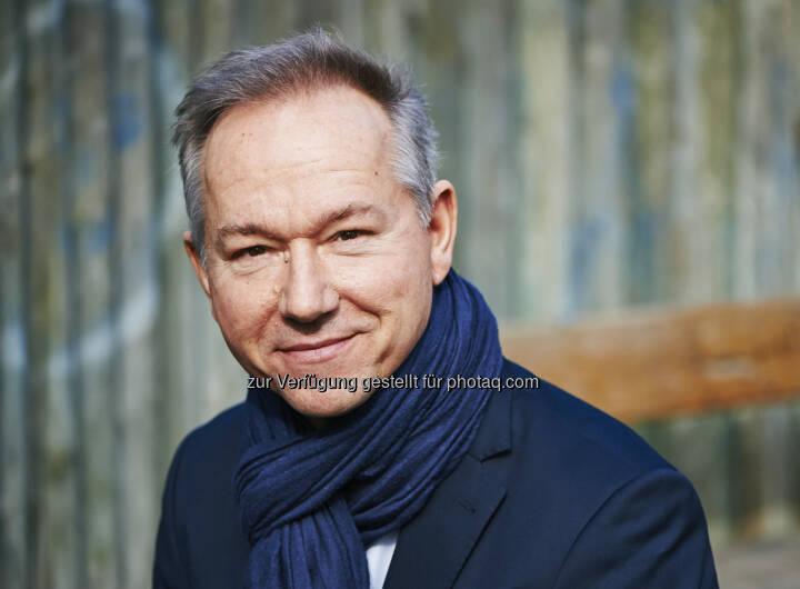 Peter Zimmerl : Projekt Bank für Gemeinwohl - Neuer Vorstand Peter Zimmerl gewählt : Fotocredit: Bfg/Pawloff