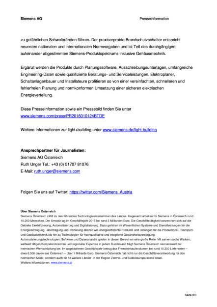 Siemens präsentiert Neuheiten für das intelligente und energieeffiziente Gebäude, Seite 3/3, komplettes Dokument unter http://boerse-social.com/static/uploads/file_703_siemens_prasentiert_neuheiten_fur_das_intelligente_und_energieeffiziente_gebaude.pdf (01.03.2016)