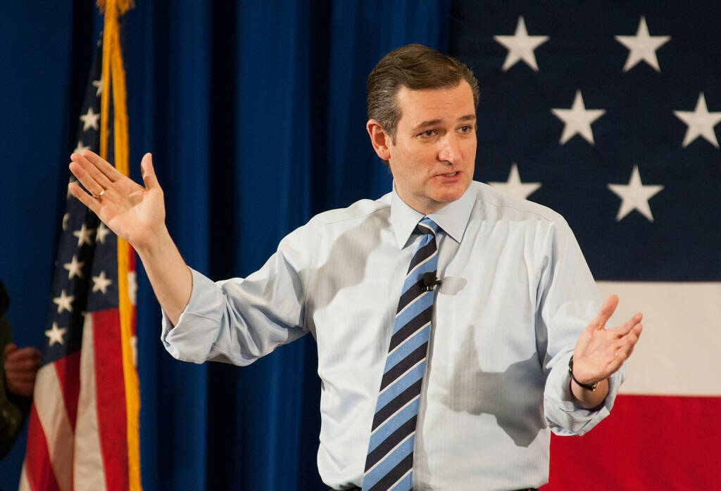 Ted Cruz <a href=http://www.shutterstock.com/gallery-2083364p1.html?cr=00&pl=edit-00>Andrew Cline</a> / <a href=http://www.shutterstock.com/editorial?cr=00&pl=edit-00>Shutterstock.com</a>, © www.shutterstock.com (01.03.2016)