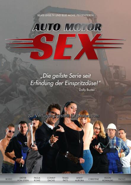 Serie Auto, Motor, Sex :  Zum 15. Sendergeburtstag von Beate-Uhse.TV startet die neue Serie über Sex auf dem Schrottplatz : Fotocredit: Beate-Uhse.TV, © Aussendung (03.03.2016)