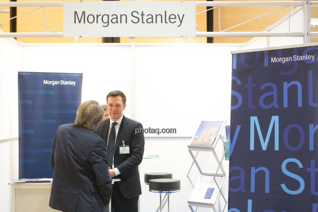 Morgan Stanley, © Martina Draper/photaq (03.03.2016)