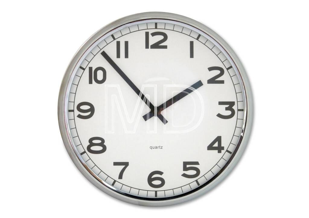 Uhr, © Martina Draper (06.04.2013)