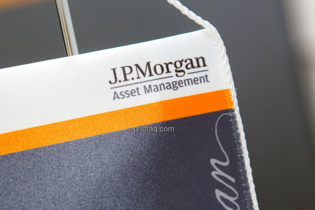 JP Morgan am Fonds Kongress, © Martina Draper/photaq (03.03.2016)