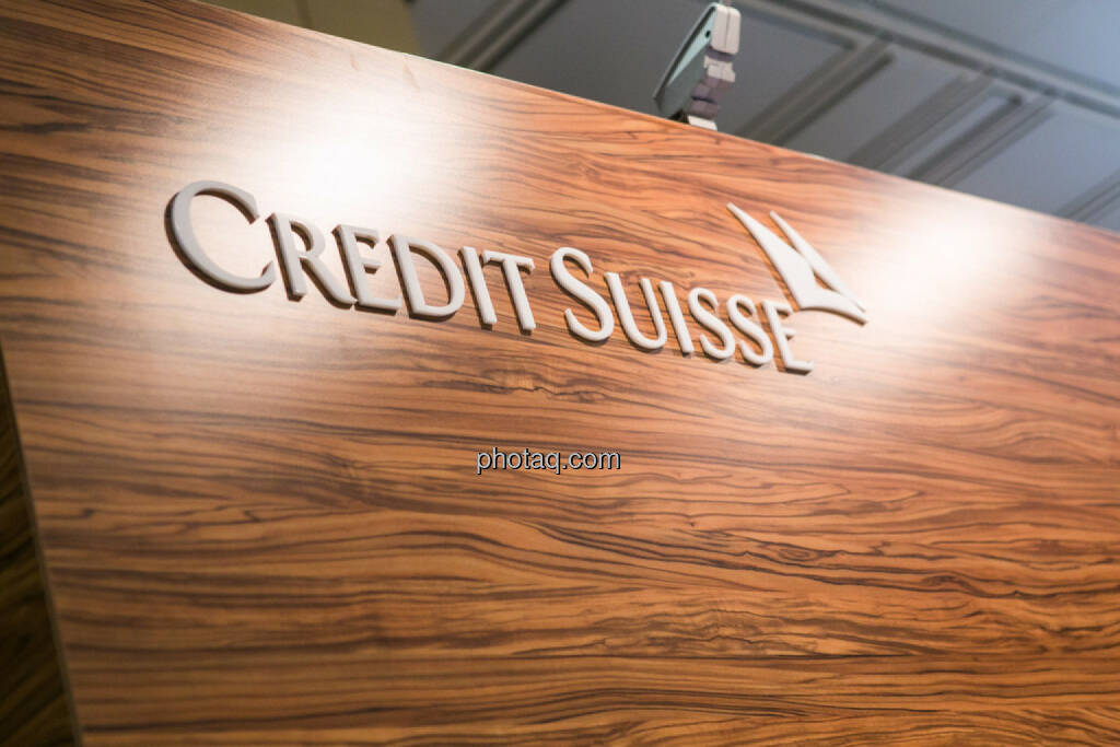 Credit Suisse am Fonds Kongress, © Martina Draper/photaq (03.03.2016)