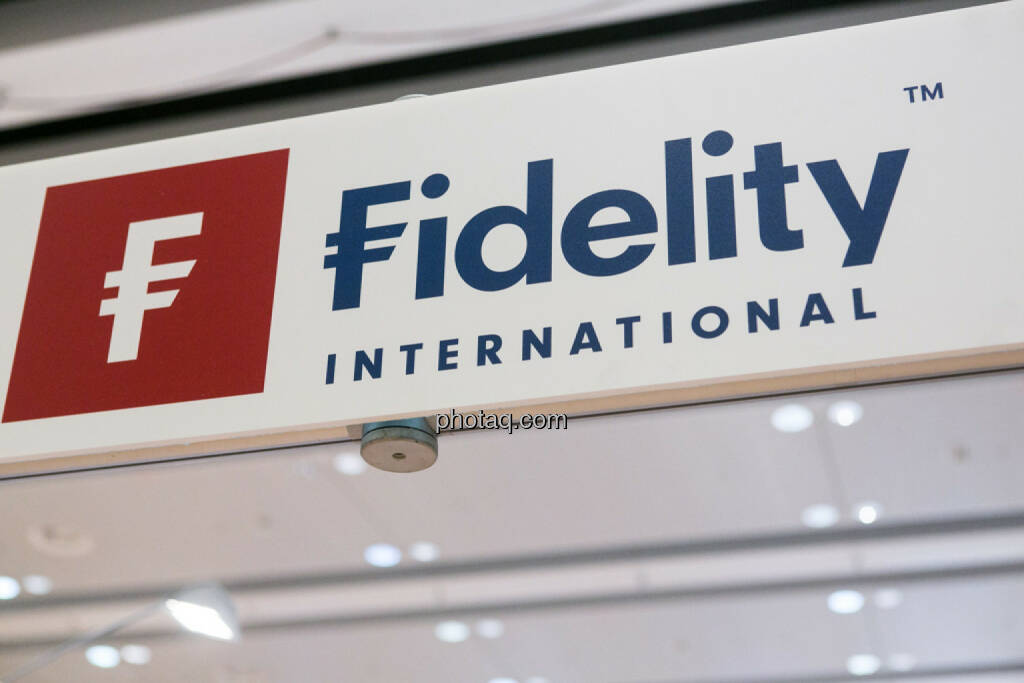 Fidelity am Fonds Kongress, © Martina Draper/photaq (03.03.2016)
