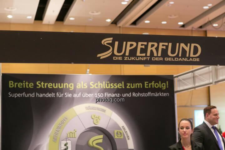 Superfund am Fonds Kongress