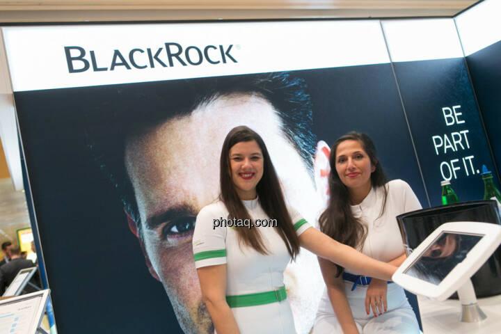 Black Rock am Fonds Kongress