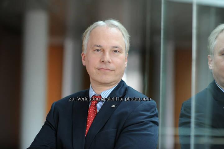 Peter Eichler, Vorstand UNIQA Österreich : UNIQA Reiseversicherung im Test: Sieger in der Kategorie Komplettschutz Einzelreise : Fotocredit: UNIQA Insurance Group AG