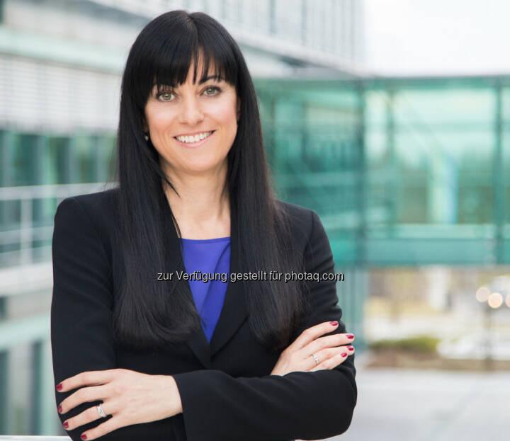 Sandra Babylon, Managing Director im Geschäftsbereich Financial Services und Leiterin der Women Initiative bei Accenture im deutschsprachigen Raum : Accenture-Studie: Digitale Fähigkeiten beschleunigen Gleichberechtigung am Arbeitsplatz : Fotocredit: Accenture