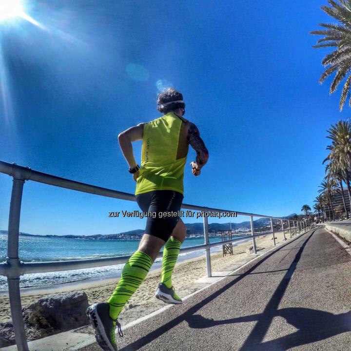 Florian Neuschwander, laufen, Mallorca