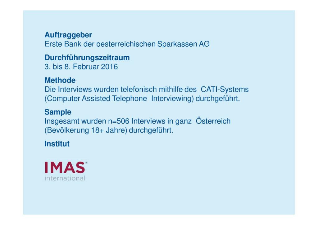 Erste Bank: Präsentation Weltfrauentag, Seite 2/21, komplettes Dokument unter http://boerse-social.com/static/uploads/file_743_erste_bank_prasentation_weltfrauentag.pdf (07.03.2016)