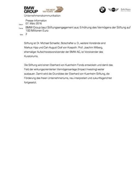 BMW Group baut Stiftungsengagement aus, Seite 2/3, komplettes Dokument unter http://boerse-social.com/static/uploads/file_744_bmw_group_baut_stiftungsengagement_aus.pdf (07.03.2016)