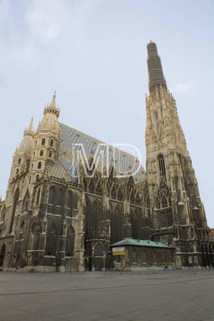 Wiener Stephansdom, © Martina Draper (06.04.2013)