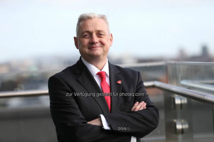 Frank O'Donnell neuer Generaldirektor bei Coca-Cola Hellenic Österreich (Foto: Coca-Cola Hellenic)
