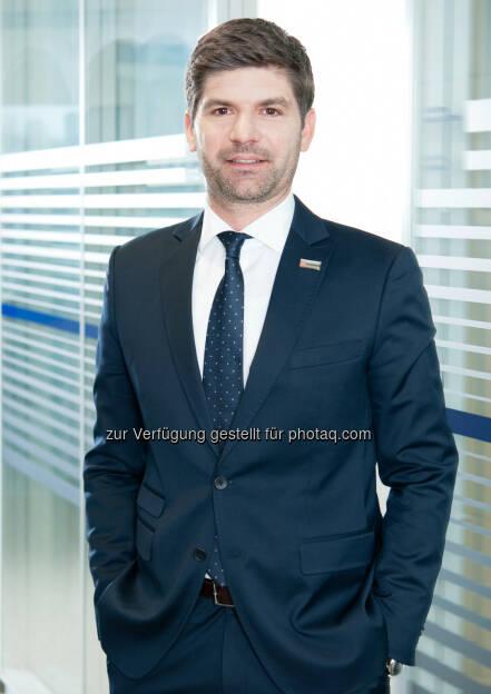 Helmut Schweighofer : Neuer Vorstandsvorsitzender von DB Schenker in Österreich und Südosteuropa : Fotocredit: DB Schenker/Steindl, © Aussender (08.03.2016)