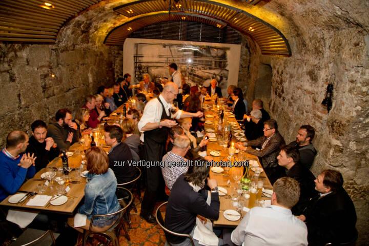 Altstadt Salzburg, Culinary Art-Festival Eat & Meet : Salonkultur und Tafelrunde, das gute Gespräch und die geistreiche Unterhaltung mit besonderen Menschen stehen bei eat & meet vom 1.-30. April 2016 im Mittelpunkt : Fotocredit: Wildbild