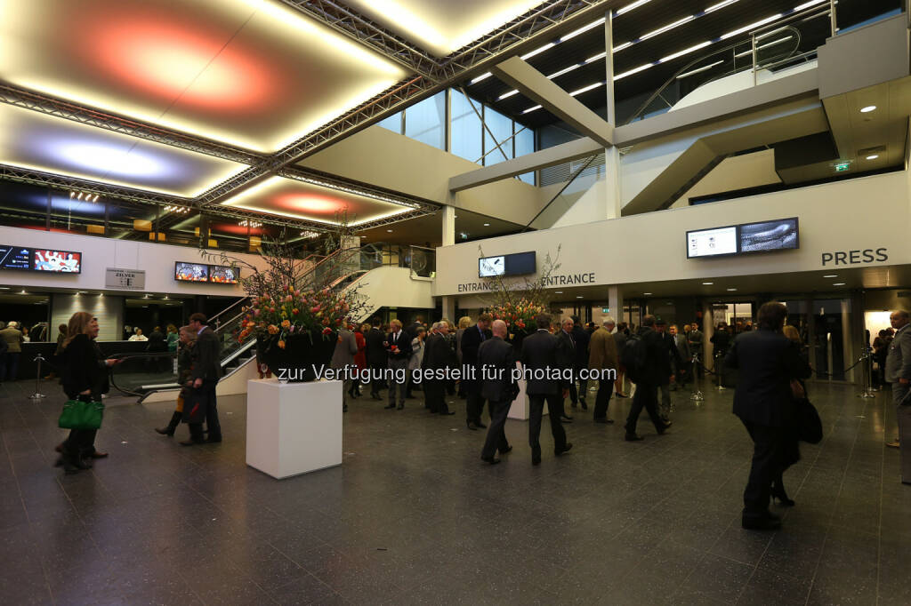 TEFAF Maastricht : BMW Group Partner der internationalen Kunst- und Antikmesse TEFAF vom 11. bis 20. März 2016 - Offizielle VIP Shuttle Flotte : © BMW Group (10.03.2016)