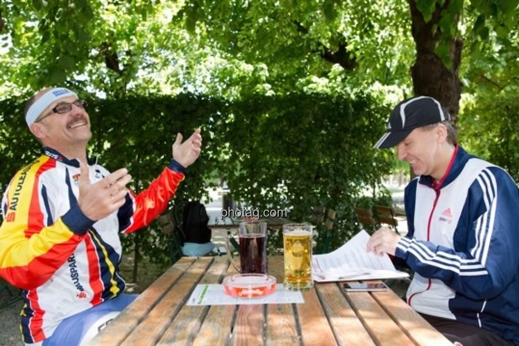 Franz Gschiegl (ESPA), Christian Drastil, © Martina Draper (15.12.2012)