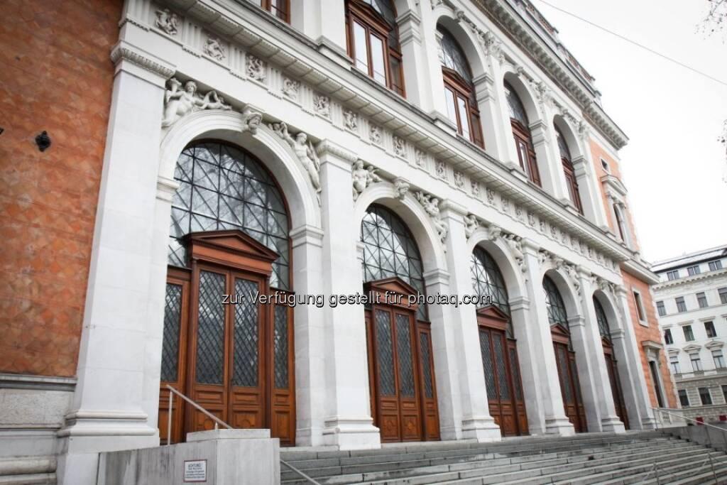 Altes Wiener Börsegebäude, © wikifolio (07.04.2013)