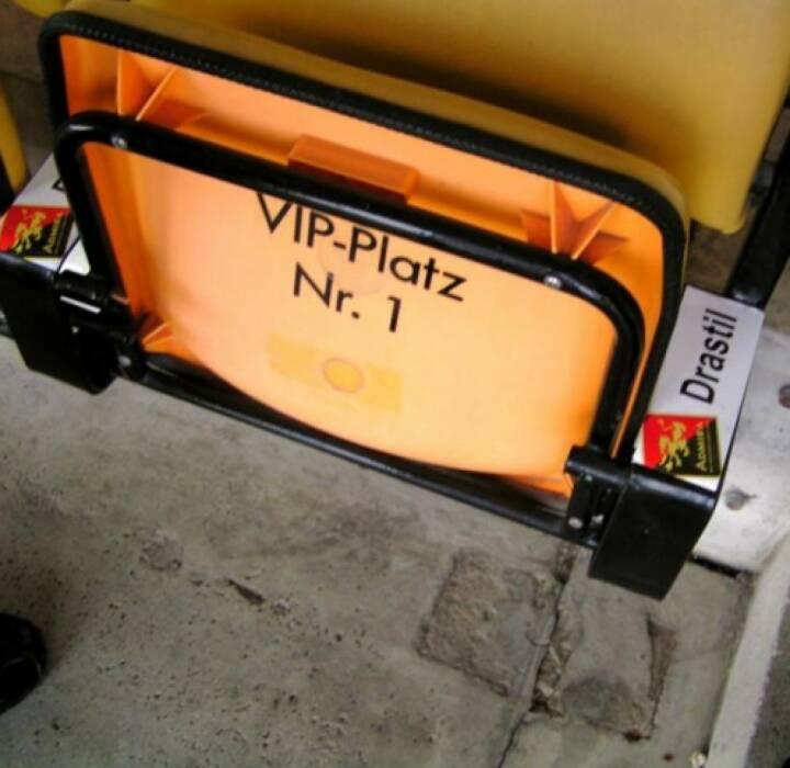VIP Nr. 1