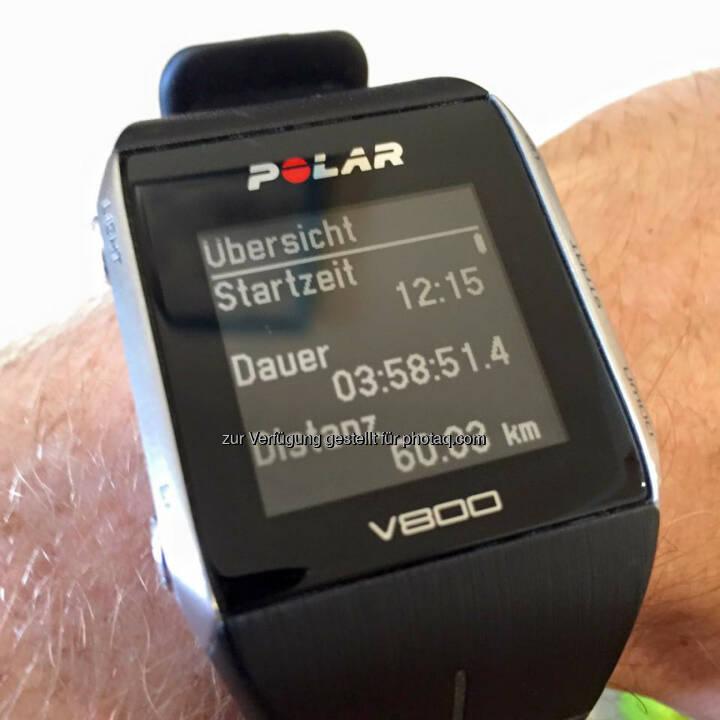 Polar, Uhr Florian Neuschwander