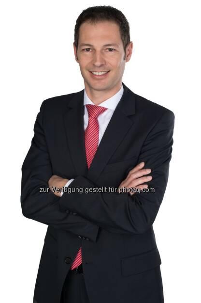 Gregor Zach, Director bei PwC Österreich : Ranking 2015 - laut aktuellen M&A-League Tables ist PwC der welt- und europaweit führende Berater für M&A - Österreichischer M&A-Markt verzeichnete 2015 höchsten Transaktionsstand seit acht Jahren : Fotocredit: PwC, © Aussender (14.03.2016)