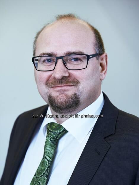 Herbert Straif, Asset Manager Partner Bank AG : Lohnsteuerersparnis finanziert Pensionsvorsorge : Fotocredit: Partner Bank AG/Rausch-Schott, © Aussender (15.03.2016)