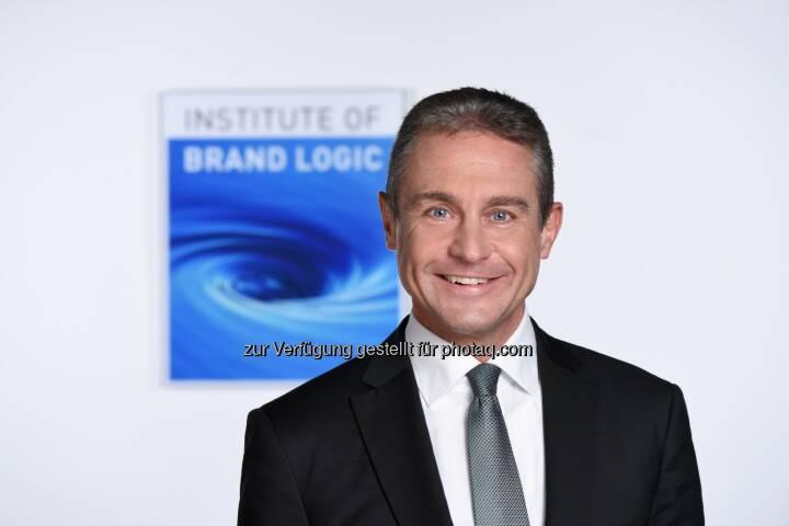 Keith Forsyth : Neuer Geschäftsbereich Pharma & Life Sciences beim Institute of Brand Logic : Pharmaexperte Keith Forsyth als Co-Geschäftsführer für Deutschland und Schweiz : Fotocredit: Institute of Brand Logic