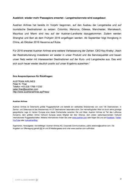 Austrian Airlines Ergebnis 2015, Seite 3/4, komplettes Dokument unter http://boerse-social.com/static/uploads/file_798_austrian_airlines_ergebnis_2015.pdf (17.03.2016)