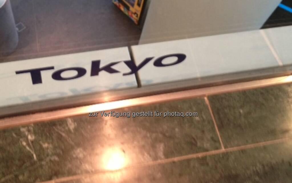 Tokio, Japan (09.04.2013)