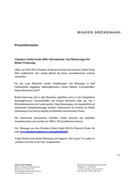 Binder Grösswang unter den top internationalen Kanzleien, Seite 1/1, komplettes Dokument unter http://boerse-social.com/static/uploads/file_799_binder_grosswang_unter_den_top_internationalen_kanzleien.pdf (17.03.2016)