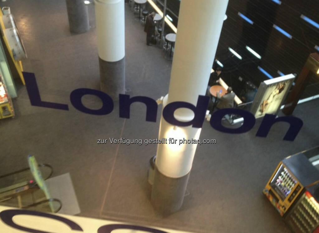 London, England (09.04.2013)