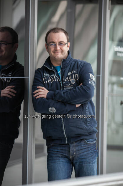Manfred Lamplmair, CEO rudy games : T-Mobile Start-Up des Monats rudy games auf der Comic Con Austria vertreten :  Mehr als 35.000 Spieler bei innovativer Brettspiel-App-Mischung : Fotocredit: rudy games  (18.03.2016)