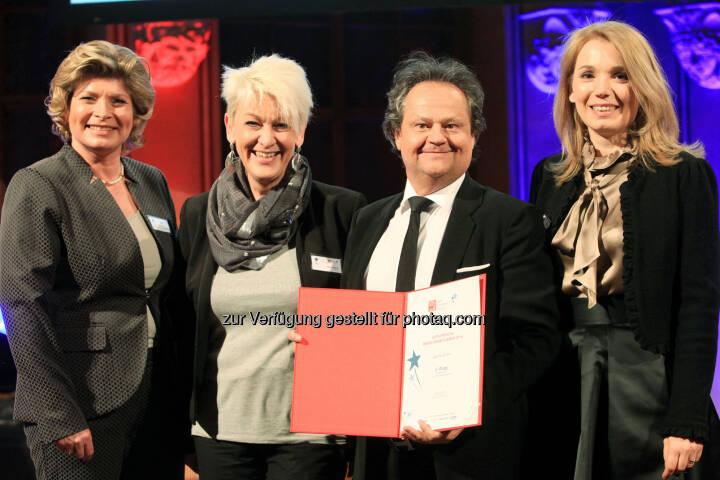 Ingo Raimon (General Manager AbbVie Österreich) : Great Place To Work® 2016 : AbbVie Österreich ist bestes Pharma- und Biotech-Unternehmen : Fotocredit: AbbVie GmbH/APA-Fotoservice/Hautzinger