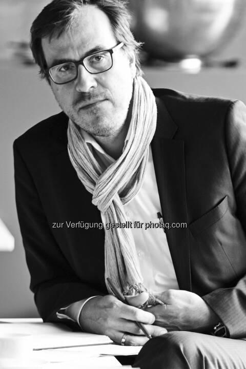Florian Beck (Architekt, Head of Design bei ATP architekten ingenieure) : Beim Ideenwettbewerb für die neue Ortsmitte der bayrischen Gemeinde Weßling ist ATP architekten ingenieure (München) in Bewerbergemeinschaft mit Logo verde mit dem 1. Preis erfolgreich : Fotocredit: ATP/Olaf Becker