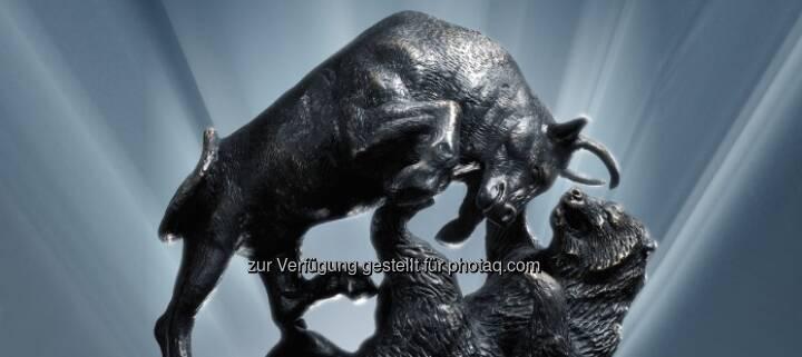 Bulle und Bär by Palfinger