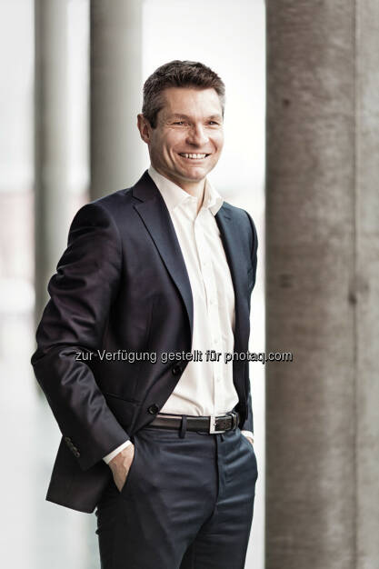 René Huber : Neues Vorstandsmitglied der oekostrom AG : Fotocredit: (c) thomaskirschner.com, © Aussendung (22.03.2016)